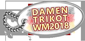 WM2018 Trikot Damen Deutschland